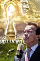 Arnold Saved his World by DesignerKratos
