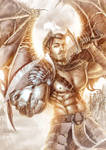 Kratos the Dragon by DesignerKratos