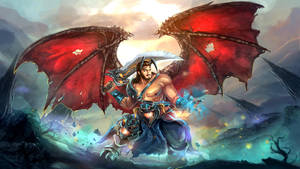 Dragon King by DesignerKratos