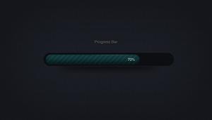 Progress Bar .psd by emrah-demirag