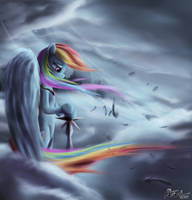 Commander Hurricane by aJVL