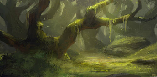 Forest by aJVL