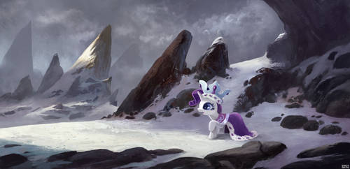 On A Search For A New Land by aJVL