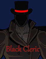 Black Cleric2 by Chiracy