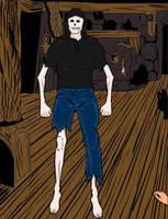 SAM cartoonised by Chiracy