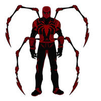 Superior Spider-man Redesign 2.6 by Chiracy