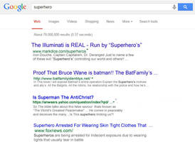 Is Superhero's were Real. by Chiracy