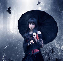 Parapluie by PlacidAnemia