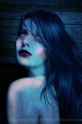 Sadness portrait by PlacidAnemia