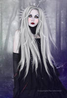 Gothic Heart by PlacidAnemia