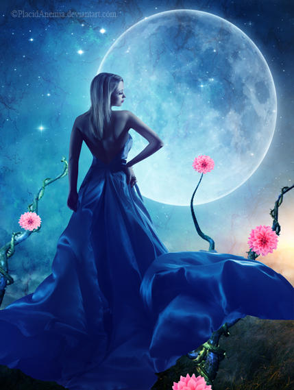 BlueMoon by PlacidAnemia