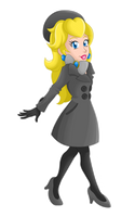 A Princess On the Go by ace-trainer-ethan