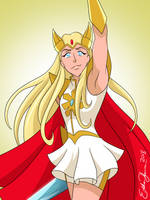 Princess of Power by ace-trainer-ethan
