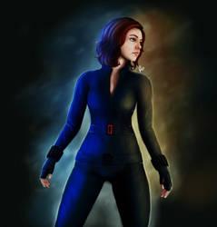 Black Widow by RachelO394