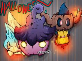 Halloween! by KeroKikka