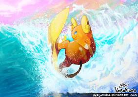 SURF! by KeroKikka