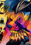 Rock'n'Wolf! by KeroKikka