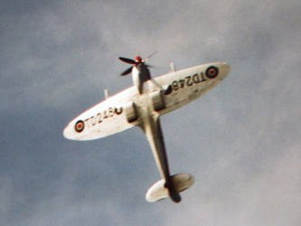 breitling fighters spitfire by Sceptre63