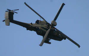 blue eagles APACHE display by Sceptre63