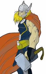 Odin Son by blaquejag