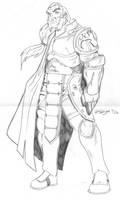 CS Soldier by blaquejag