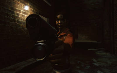 L4D Zoey Test3 by Ghxst-IV