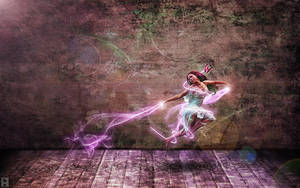 Butterfly Dance by iAbdullaziz