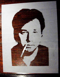 Bill Hicks by MooseEatsBrains