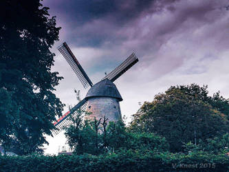 The mill in my hometown by volker03