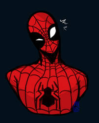 Spiderman by MagicBitch