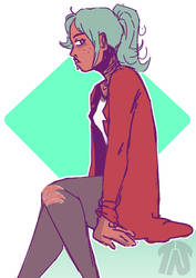 Oxenfree by MagicBitch