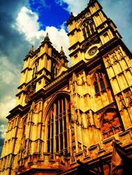 Westminster Abbey by seethebeautywithin