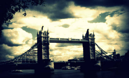 Tower Bridge by seethebeautywithin