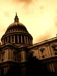 Saint Paul's Cathedral 2 by seethebeautywithin