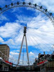 London Eye 2 by seethebeautywithin