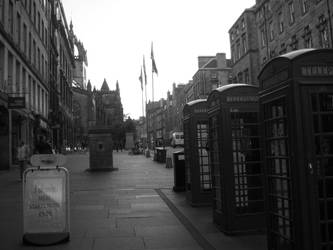 Edinburgh by seethebeautywithin