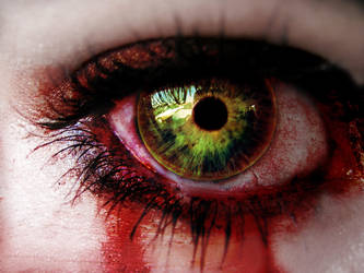 Expression Of Pain by MyBurningEyes