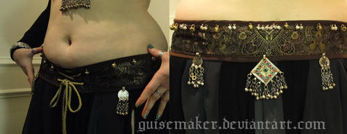 Simple Kuchi Belt by GuiseMaker