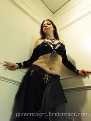 New Bellydance Full Costume by GuiseMaker
