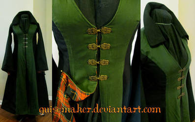 McGonagall Coat by GuiseMaker