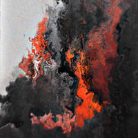 Fire and Smoke by ElkDigitalArt