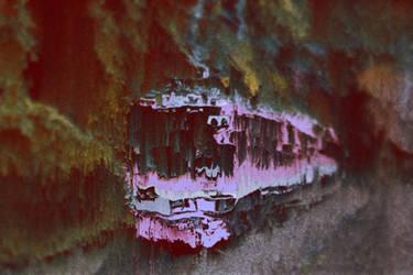 Train via Nowhere by ElkDigitalArt