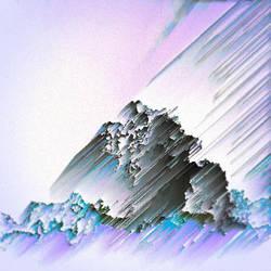 Solitary Mountain by ElkDigitalArt