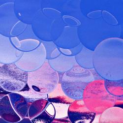 Dusk Spheres by ElkDigitalArt
