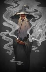 Gandalf Stormcrow by MoulinBleu