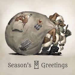 Season's Greetings! by MoulinBleu