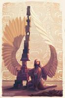 Fluegelturm by chantalhoreis