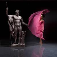 Tanz an der skulptur by doc-dd