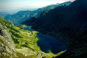 Dolina Zabich Stawow Bialczanskich by kachahaha