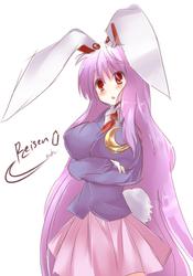 Touhou : Reisen colored by Kiotii